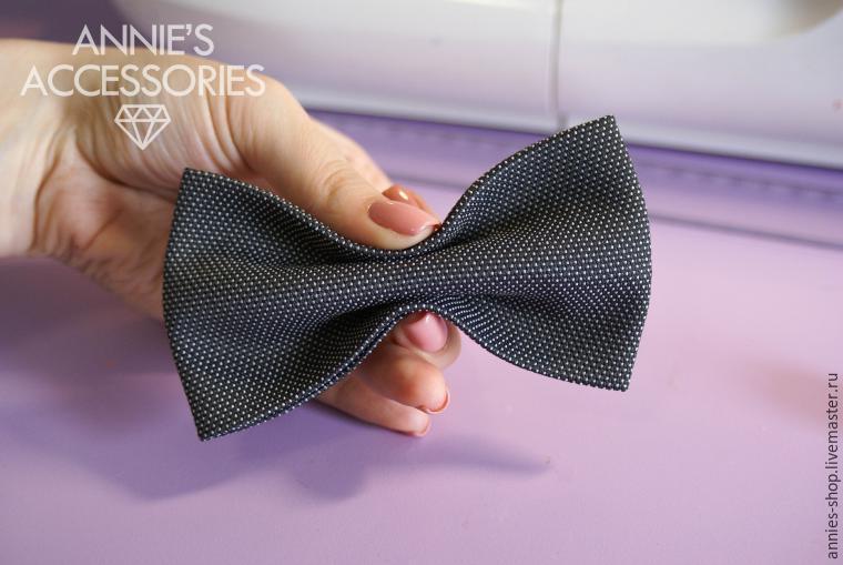 Как сделать галстук на шею своими руками из ткани 71