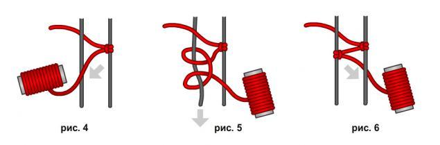 Оплетение кабошона в технике макраме