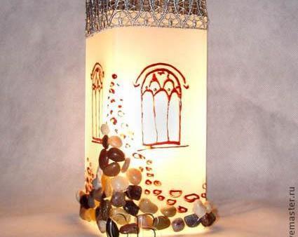 Лампа Башня